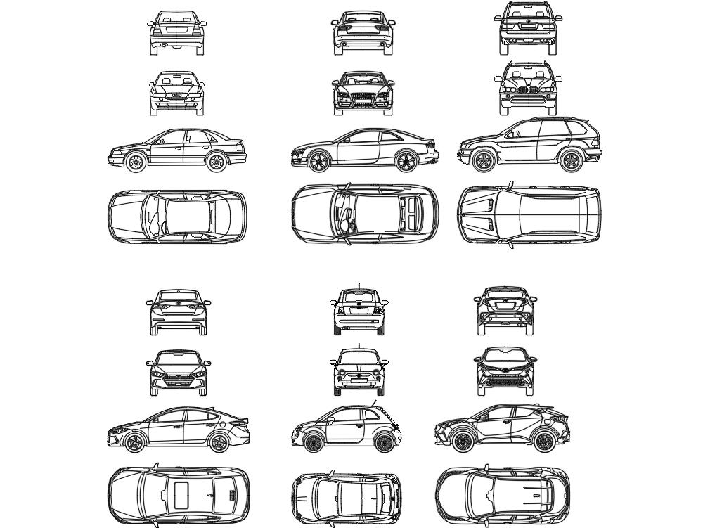 Dynamische Autoblöcke
