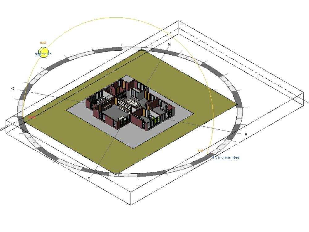 Casa de un piso 2 recámaras completas