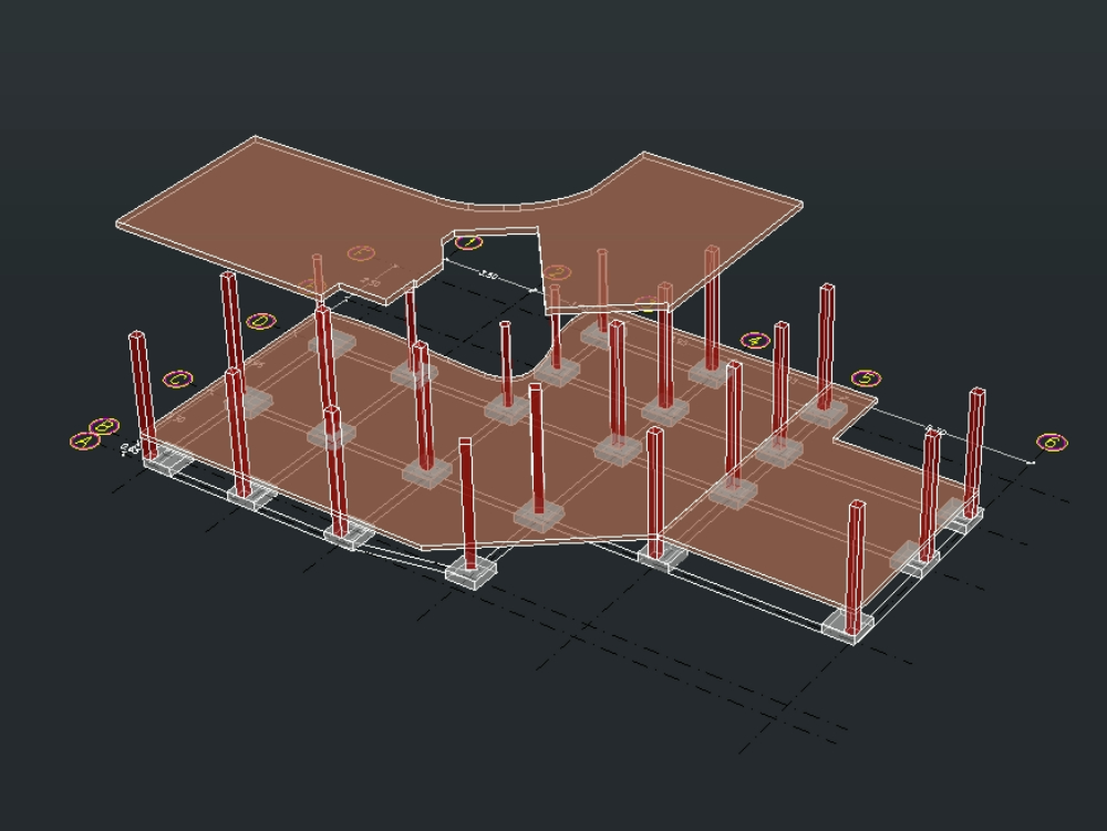 3d multifamily housing structure