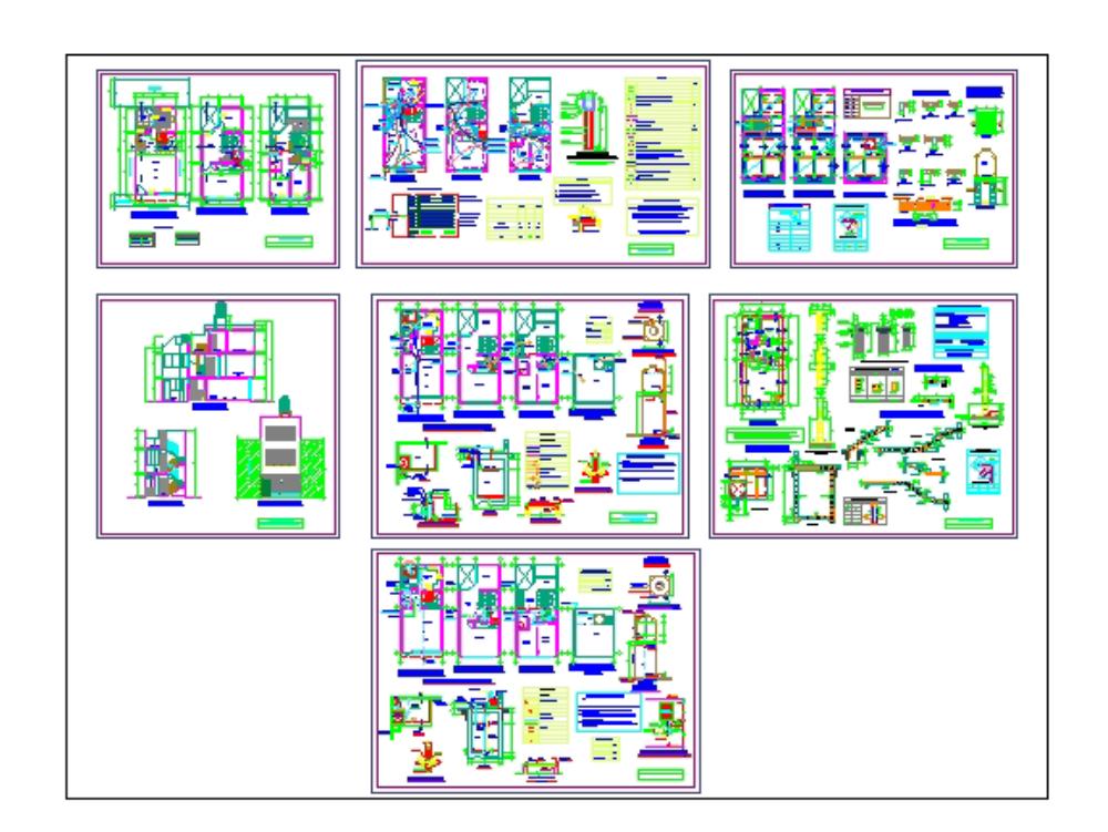 Single-family house 4.6x10.10 lima