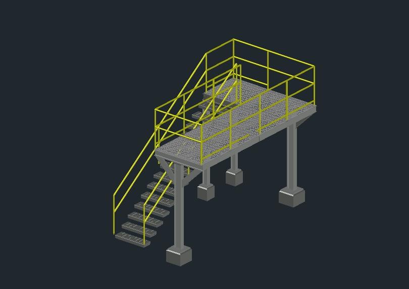 Operation platform for valves