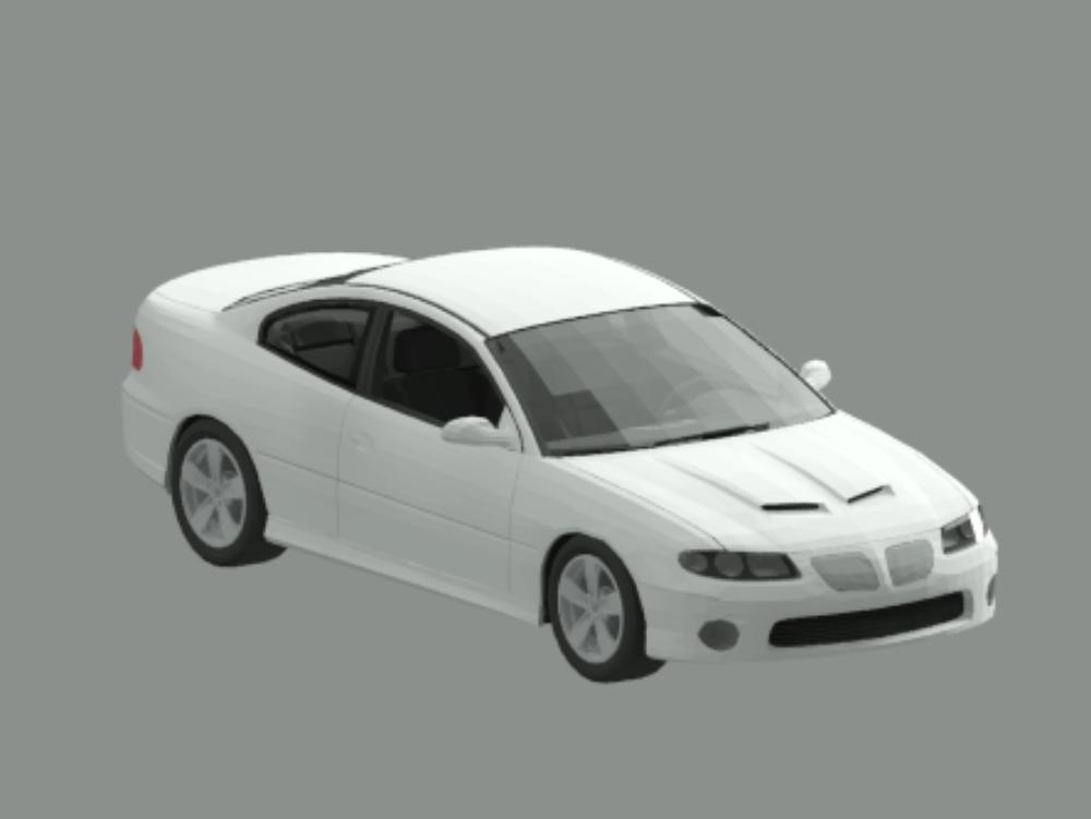 3D-Auto-CAD-Zeichnung