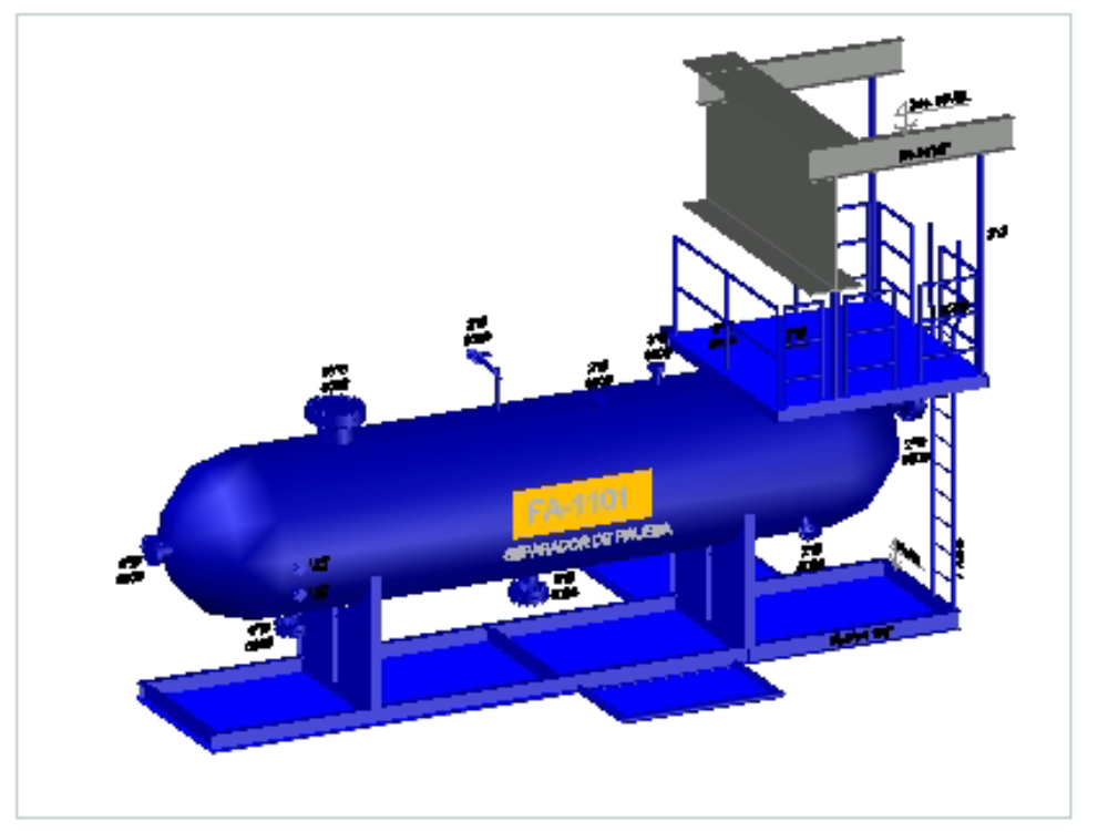 Nnre21-p189 removal of test separator