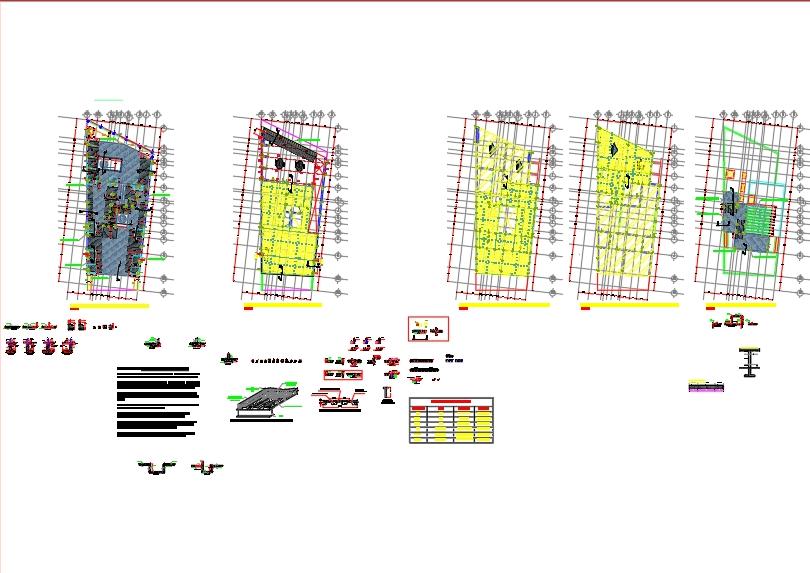 Strukturelle Gestaltung des Hausraums
