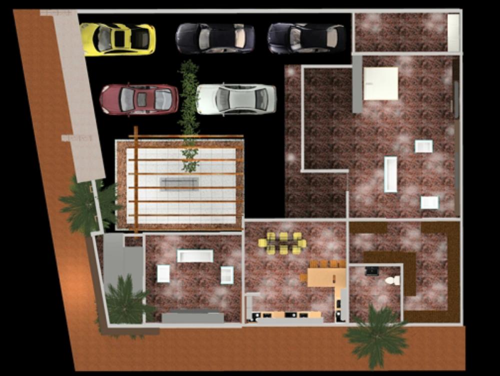 House room revit