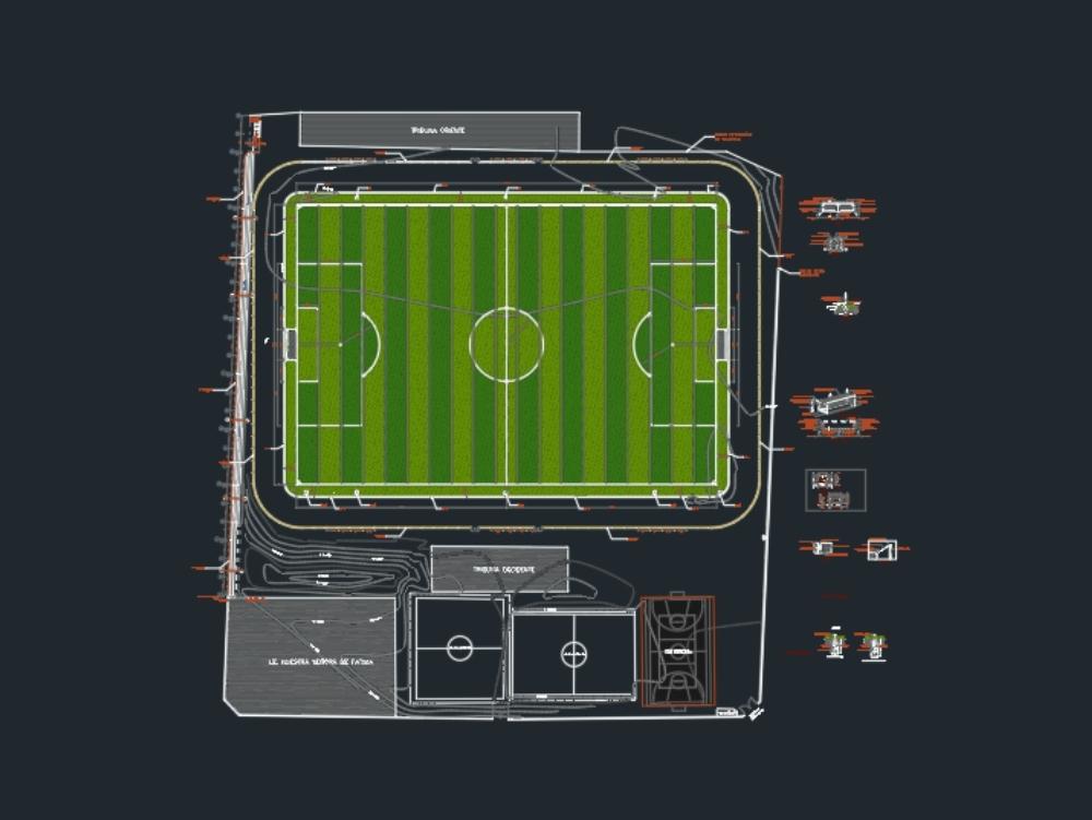 Stadium project
