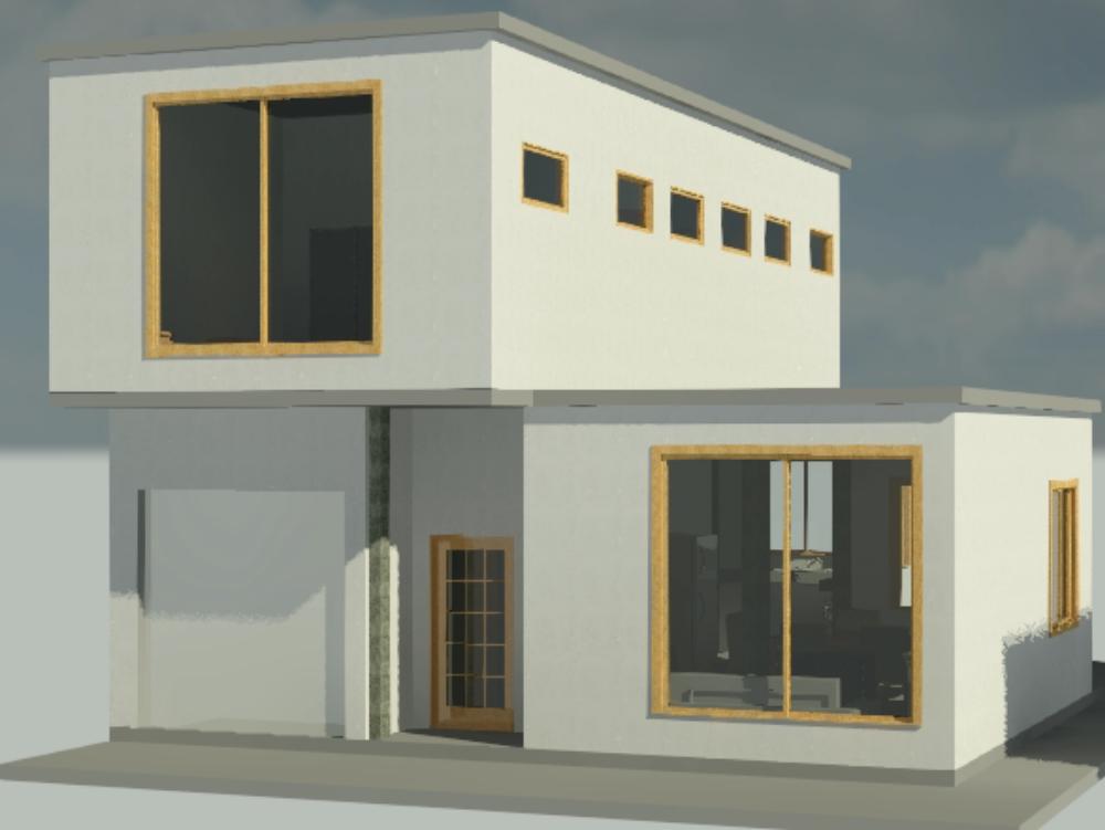 Casa para ciudadela