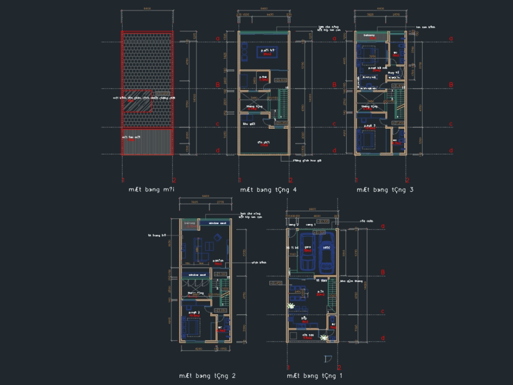 Multifamily housing analyzed