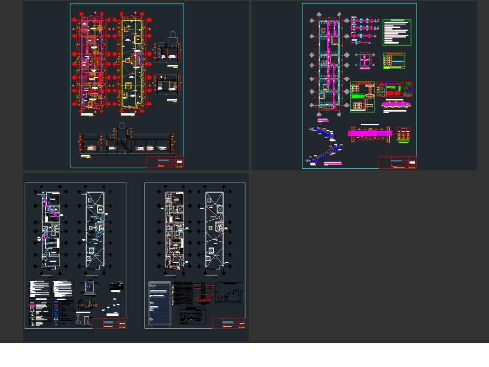 Ampliación en vertical de vivienda-proyecto completo