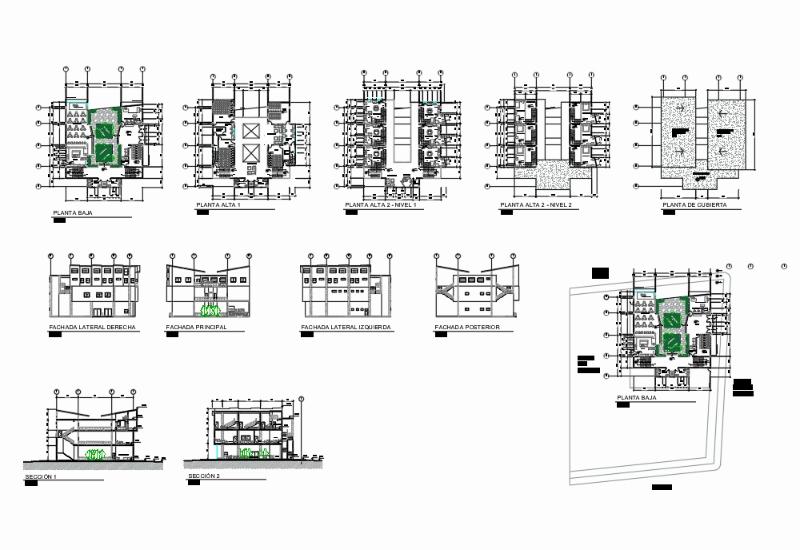 Proyecto de microteatro residencial