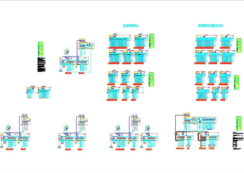 Diagrama unifilar de instalaciones electricas