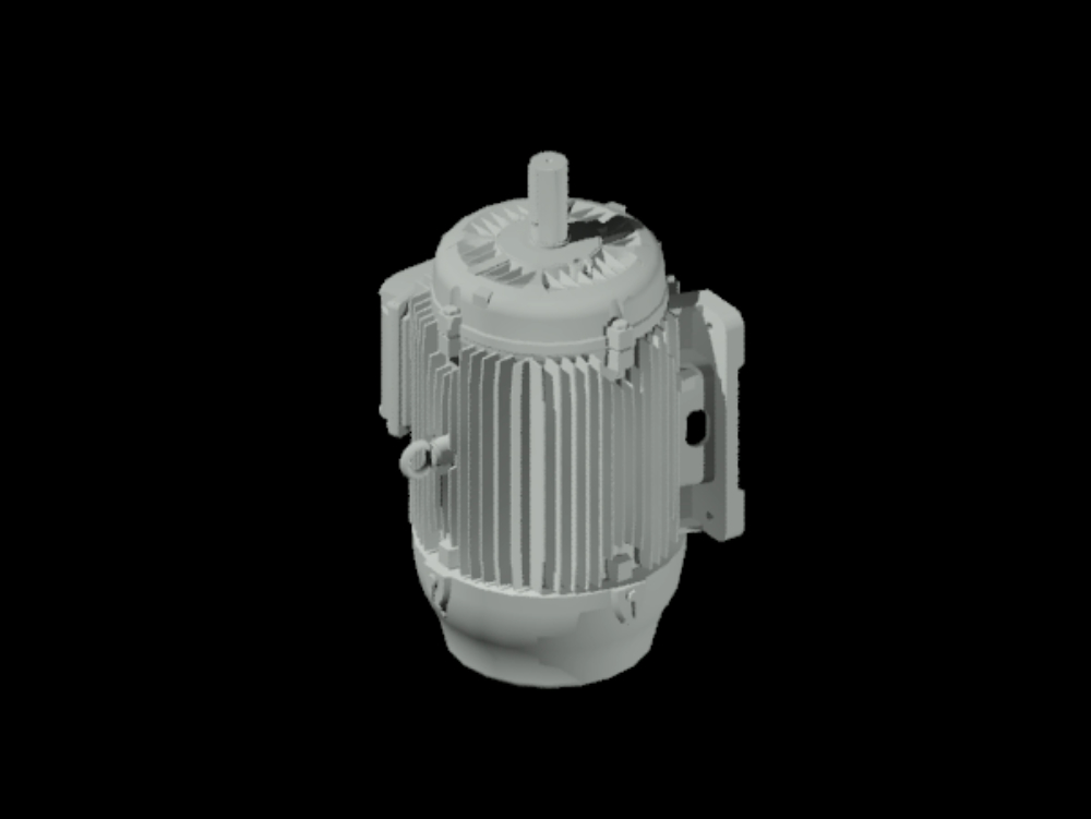20 horsepower electric motor