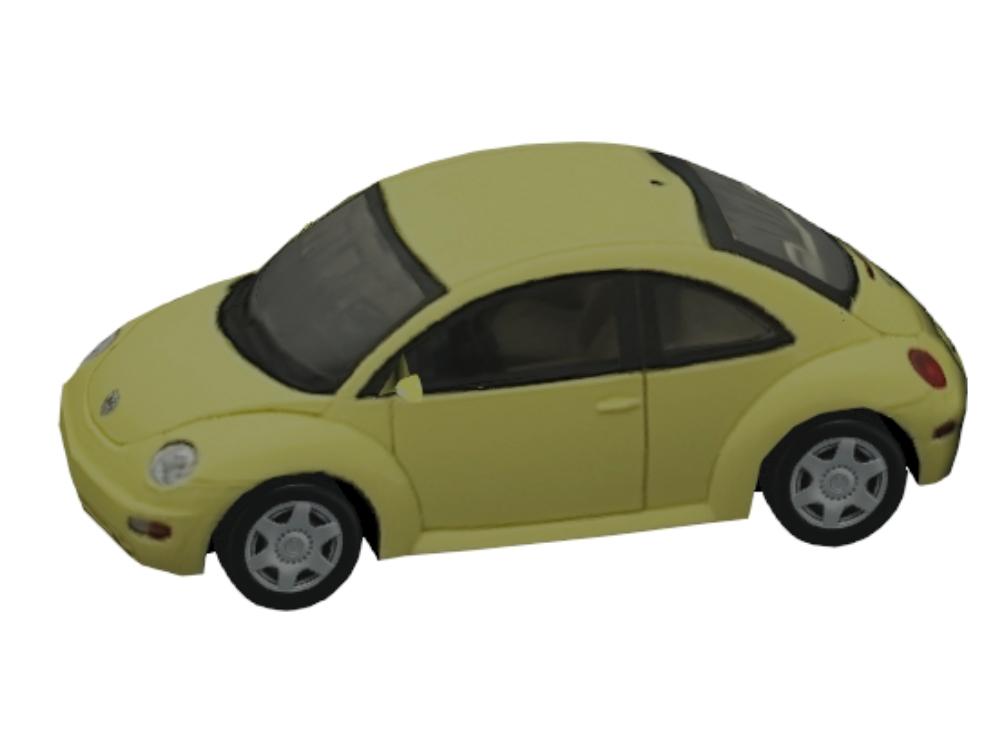 Volkswagen car - beetle beetle