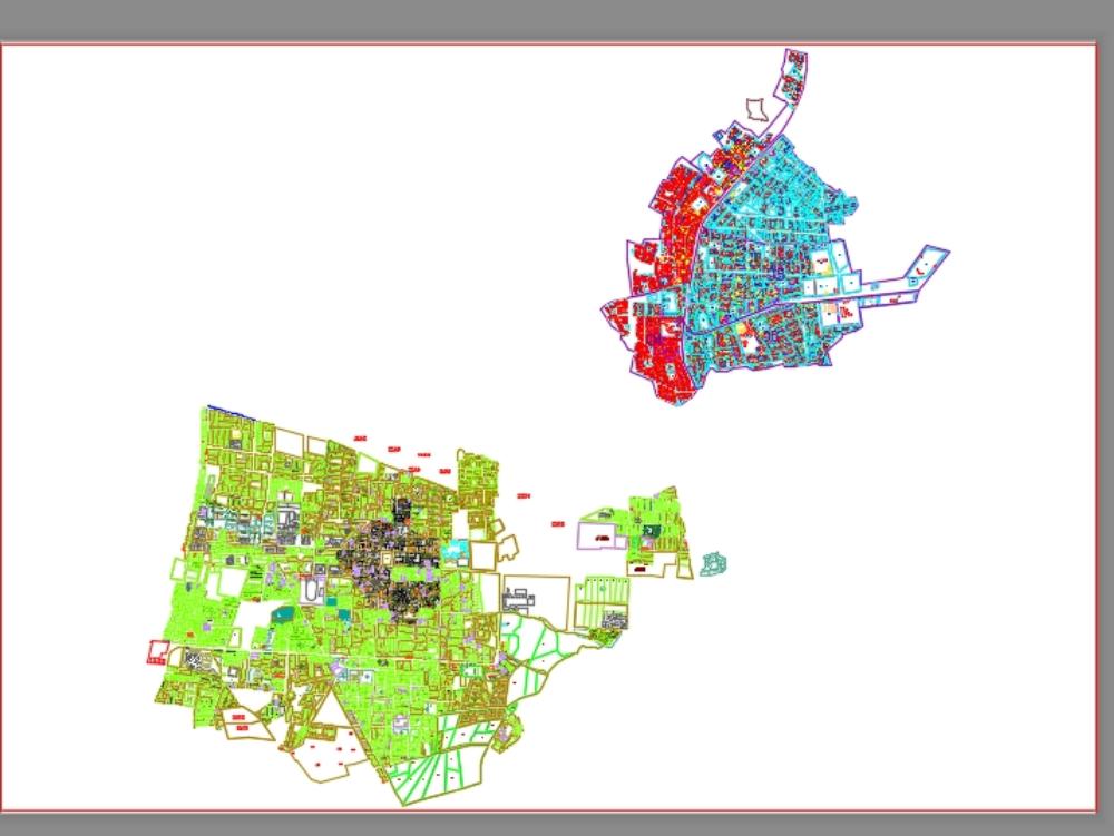 Base catastral provincia de pisco