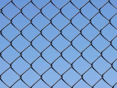 CHAIN LINK FENCE CLOTH IMAGE