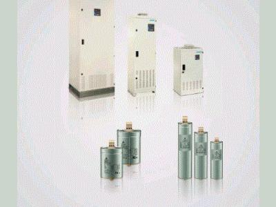 Catalogue of electric power factor correction - Batteries Capacitors