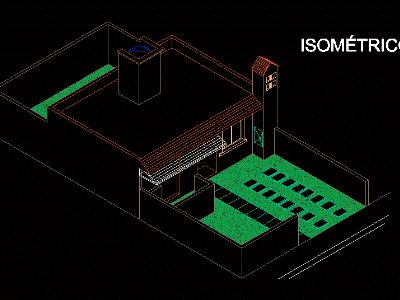 Isometric - house