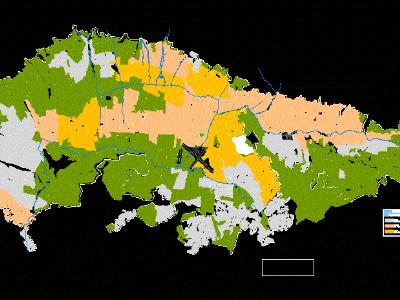 Population density cochabamba