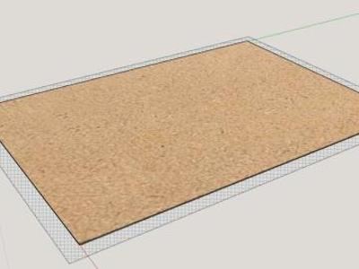 Medium-density fibreboard (MDF)