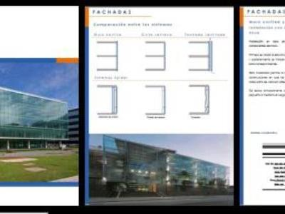 MANUAL of Constructive detail and ways of installing glass for facades