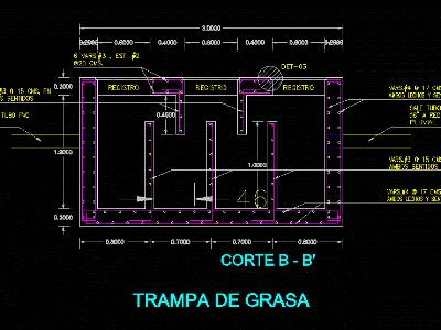 AUTOCAD FAT TRAP