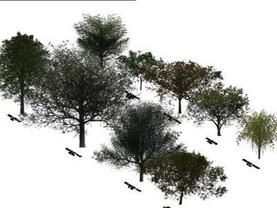 HIGH 3D VEGETATION