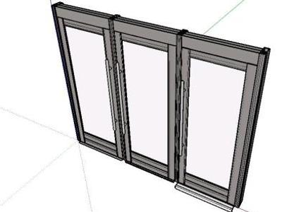 Curtain Wall Door