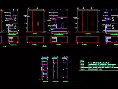 CUPBOARDS PLAN