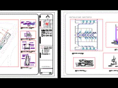 Sanitary Installation Plan