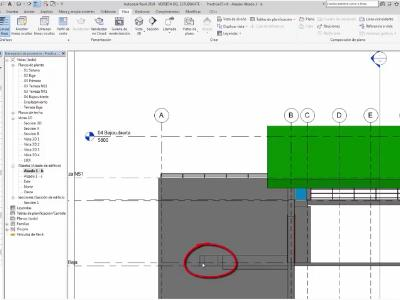 Revit: Vistas de alzado