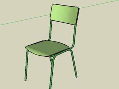 Scalar chair