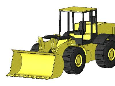 Caterpillar 980h machinery